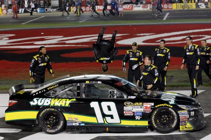 2015 NASCAR Charlotte