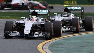Hamilton:Rosberg