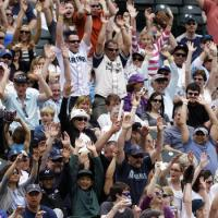 It is Time To End The Wave at Baseball Games