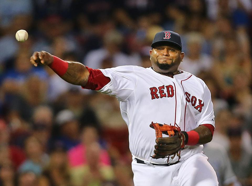 The Boston Red Sox Have A Third Base Problem Standing Room Only